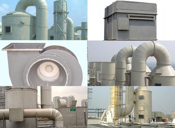 废气处理设备案例